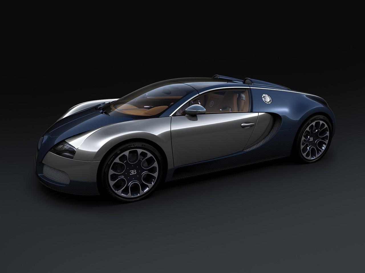 Bugatti veyron sang bleu 1 la bugatti veyron sang bleu a le sang chaud