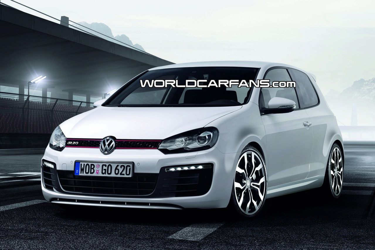 mieux que la gti la nouvelle vw golf r20. Black Bedroom Furniture Sets. Home Design Ideas