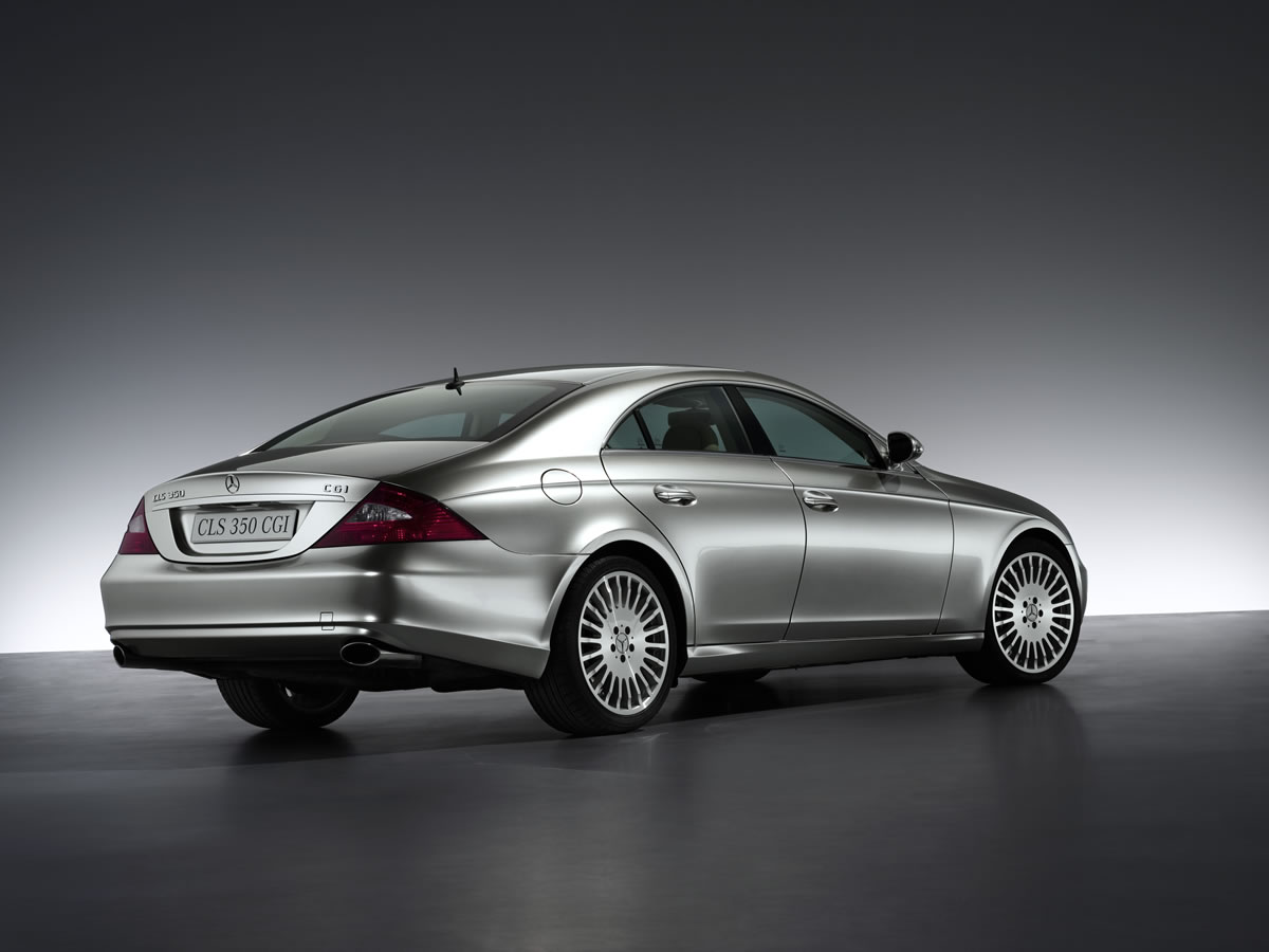 top cars mercedes classe cls coupe. Black Bedroom Furniture Sets. Home Design Ideas