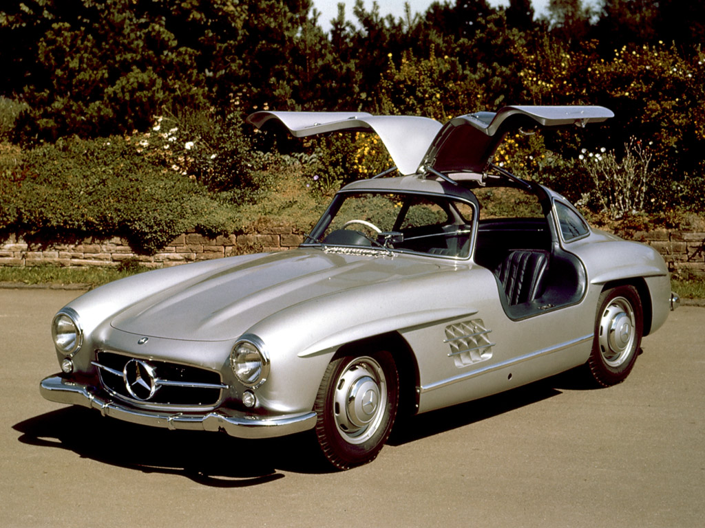 1954 1963 mercedes benz 300 sl dark cars wallpapers. Black Bedroom Furniture Sets. Home Design Ideas