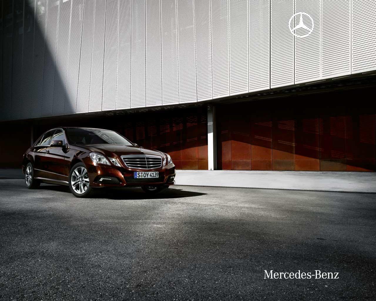 e class w212 gallery 01 1280x1024 01 2009 La nouvelle Mercedes classe E