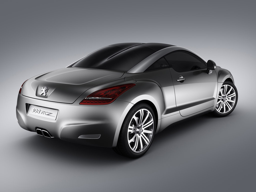 peugeot le coup rcz cr e l 39 v nement. Black Bedroom Furniture Sets. Home Design Ideas