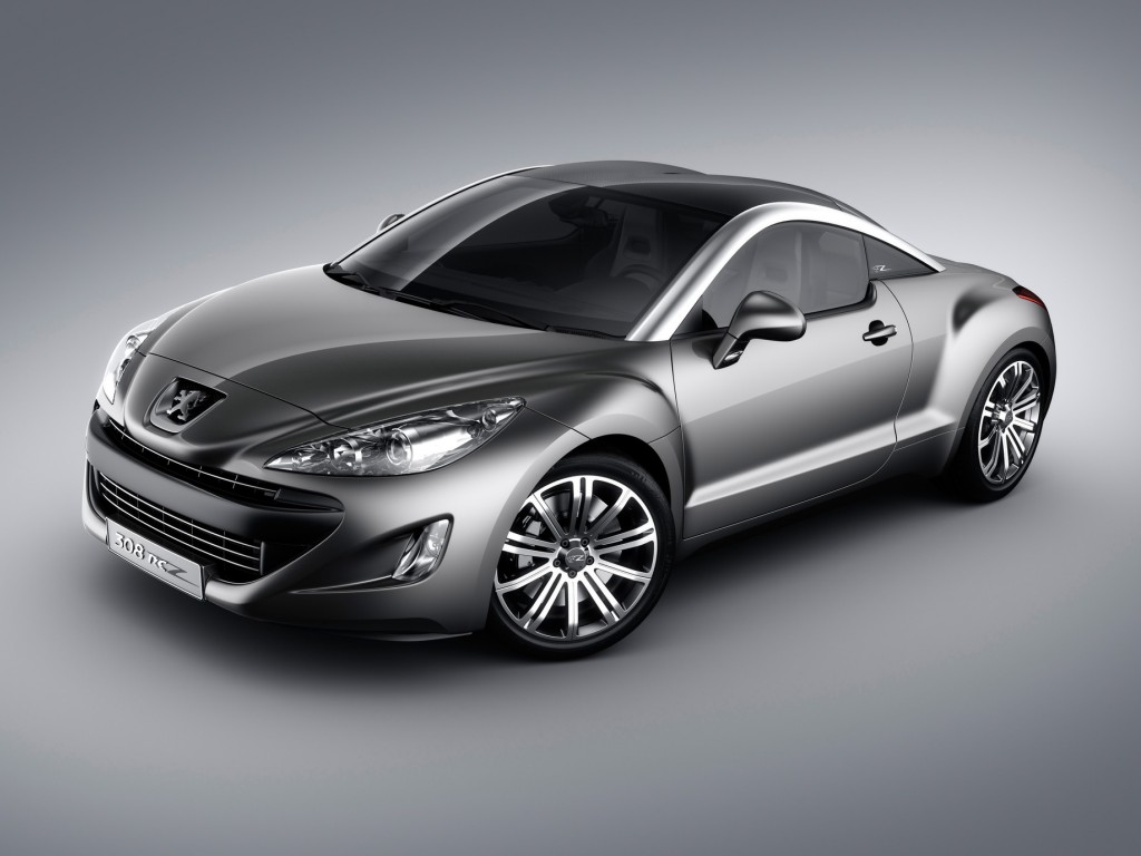les tarifs du coup peugeot rcz. Black Bedroom Furniture Sets. Home Design Ideas