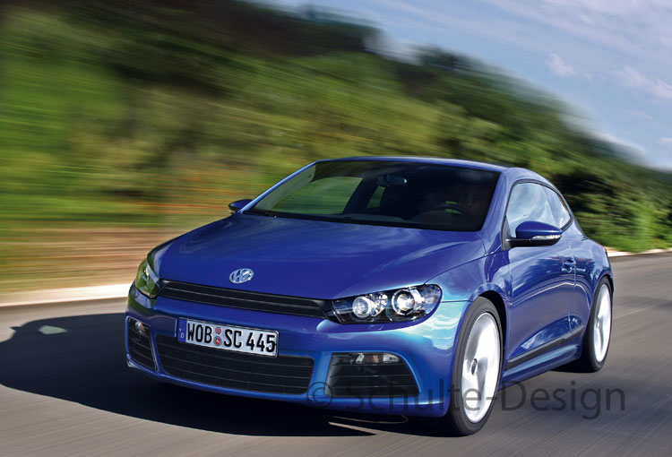 le volkswagen scirocco r pour 2010. Black Bedroom Furniture Sets. Home Design Ideas