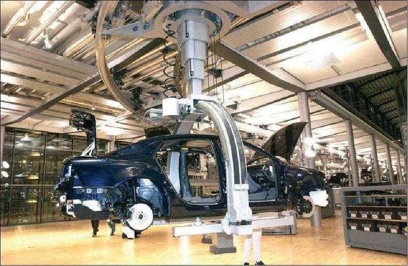 vw10 Visite guidée dune usine Volkswagen