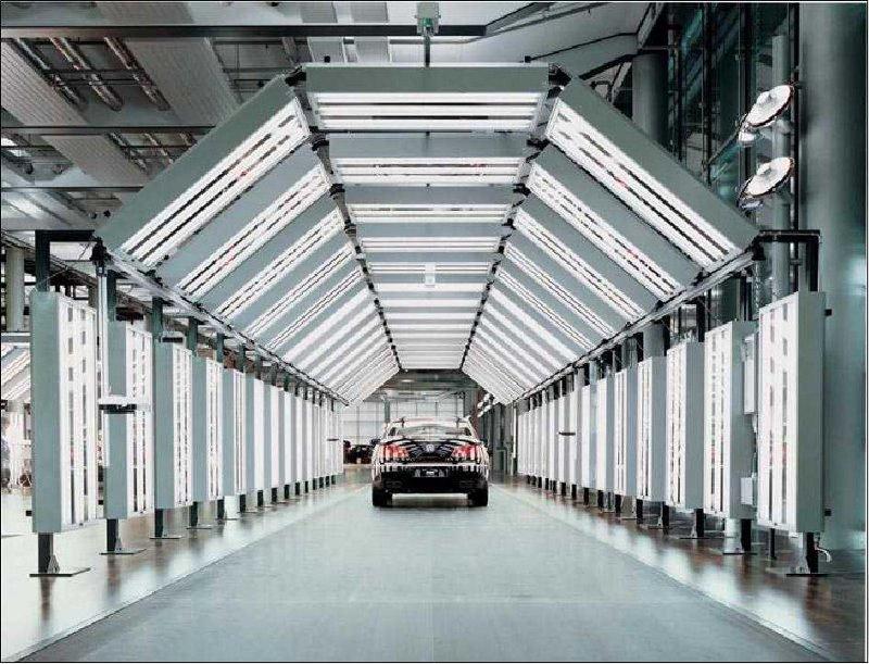 vw15 Visite guidée dune usine Volkswagen