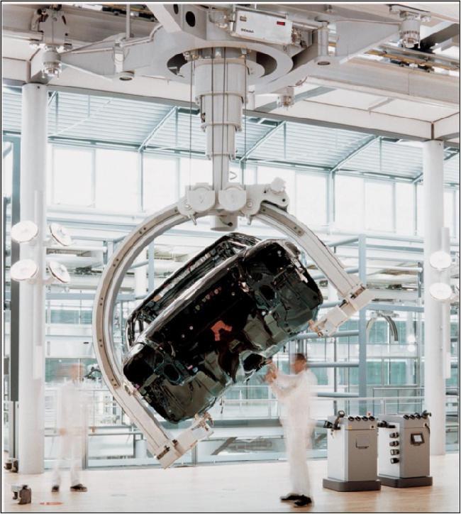 vw7 Visite guidée dune usine Volkswagen