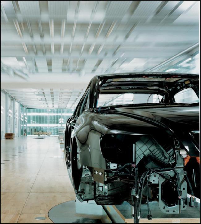 vw8 Visite guidée dune usine Volkswagen