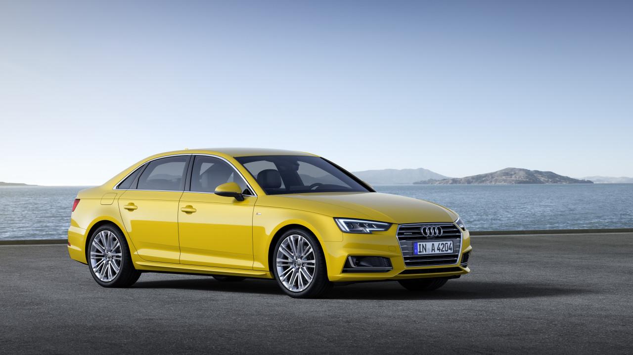Achtung! La nouvelle Audi A4