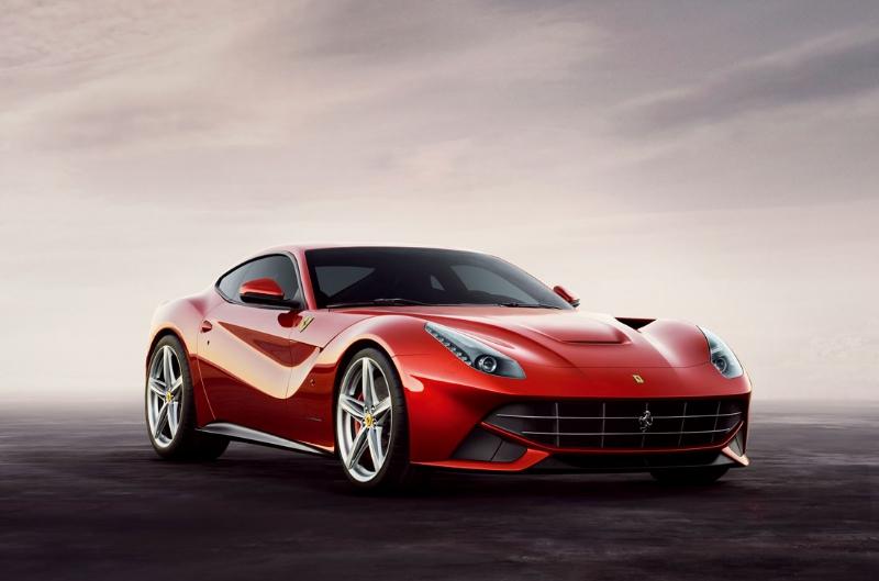 La nouvelle référence des GT, la Ferrari F12 Berlinetta