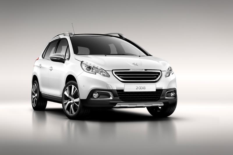Peugeot 2008, le Crossover urbain